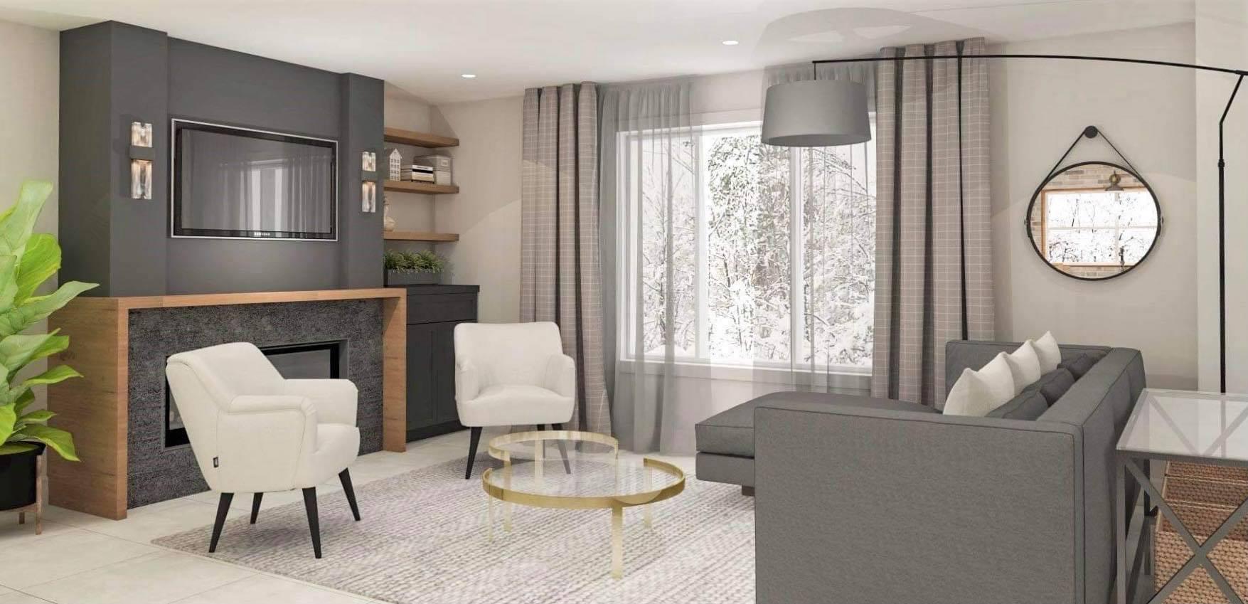 La cour arrière design Struktura 2020 - Salon 2