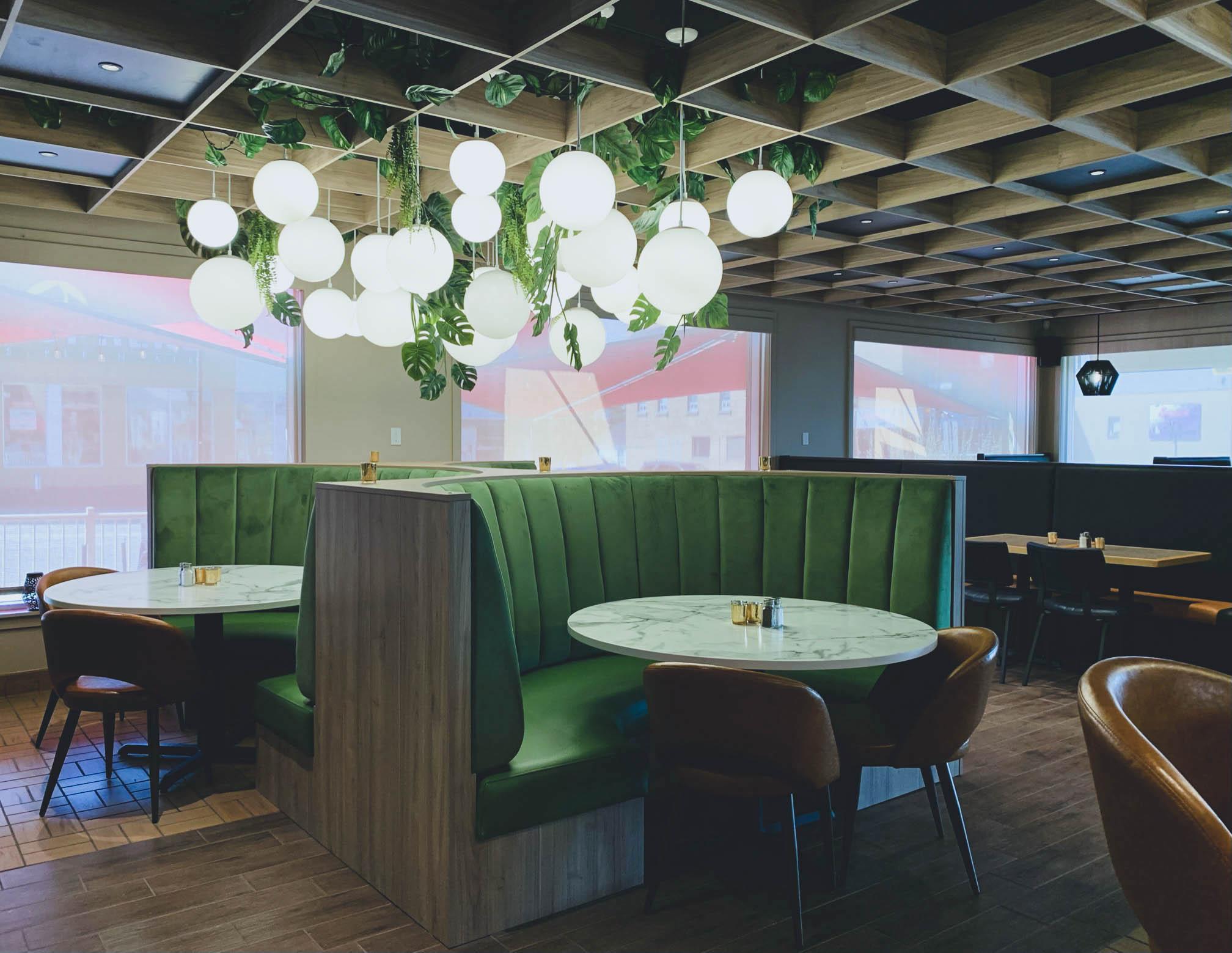 Réalisation Basha Nomade banquette design Struktura 2021
