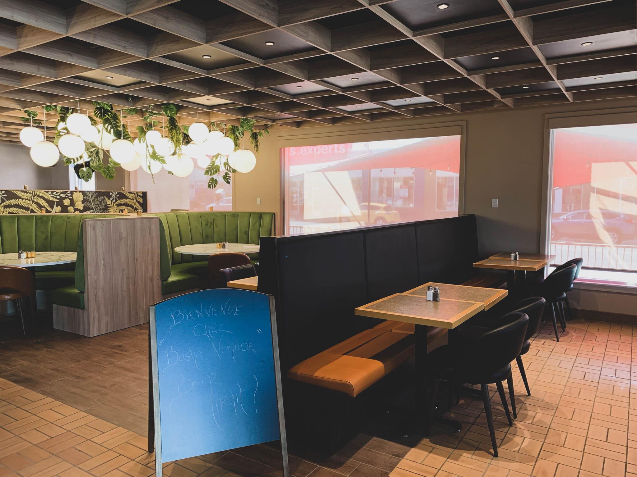 Réalisation Basha Nomade table design Struktura 2021